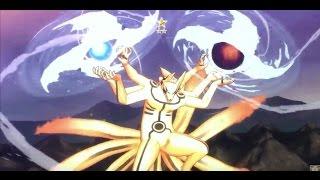 Naruto vs Sasuke - Final Fight - English Dub