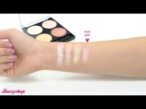 City Color City Color Endless Beauty Highlight Quad