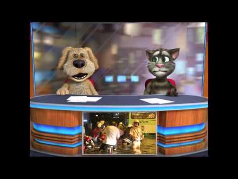 Thời Sự Chó&Mèo - Số 9 - iPhone 5S/5C - The Voice Kid - Đường Ngập - Angela Phương Trinh