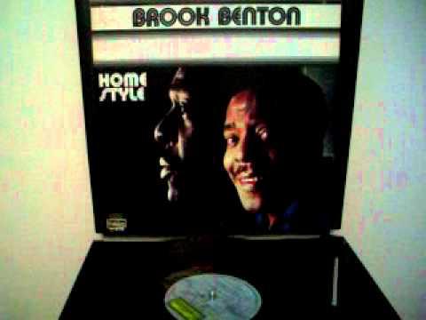 Tekst piosenki Brook Benton - Whoever Finds This I Love You po polsku
