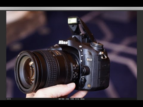 Nikon D600 First Look: Is this DSLR a D800 killer?