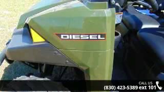 1. 2017 Polaris® RANGER CREW® Diesel Sage Green  - Richard...