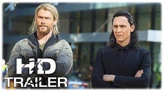 Video Thor Ragnarok Brothers Trailer NEW (2017) Chris Hemsworth Superhero Movie HD MP3, 3GP, MP4, WEBM, AVI, FLV Desember 2017