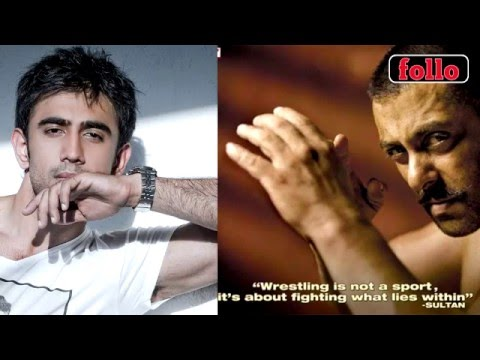 Amit Sadh Lands A Meaty Role In Sultan!