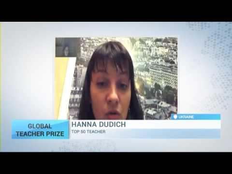 Top teacher: Ukrainian education system needs changes PART 2