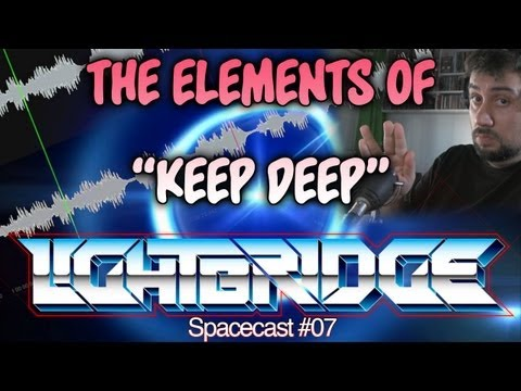 "Spacecast 07 - The elements of ""Keep Deep"""