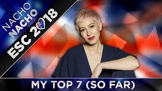 Download Lagu Eurovision 2018 | TOP 7 - FROM AUSTRALIA (So Far) + 🇬🇧 Mp3