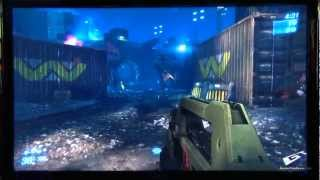 Aliens: Colonial Marines - E3 2012: Multiplayer Walkthrough (Cam)