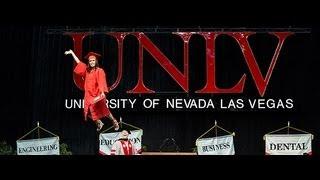 UNLV High-Flying Graduate 2012