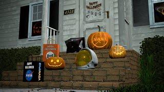 Happy Halloween from NASA by NASA