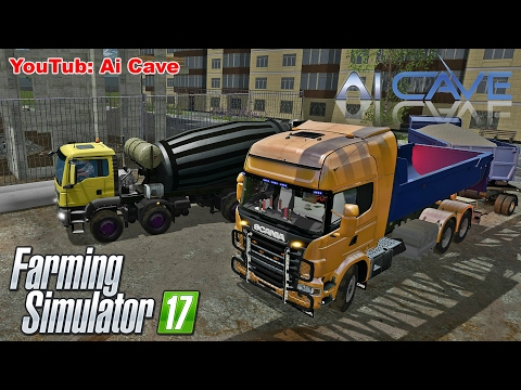 SCANIA V8 HKL with rail Trailer v1.0.2.0