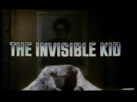 The Invisible Kid (1988) - Trailer