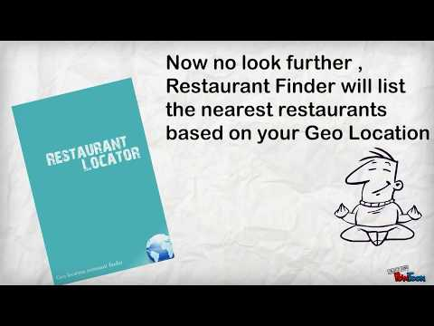Video of Restaurant Finder India V 1.0