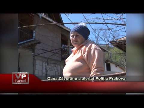 Oana Zăvoranu a alertat Poliția Prahova