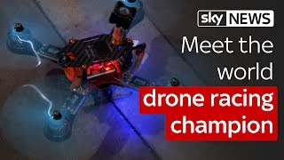 "Drone racing is becoming big business with global competitions and ground-breaking prize money.In this episode, world drone racing champion Luke Bannister, aka 'BanniUk', gives Swipe presenter Gemma Morris a lesson in drone piloting.Meanwhile, reporter Angela Barnes hits the beach to find out how a new game called 'The Big Catch' is helping highlight plastic pollution.And games reviewer Simon Miller brings us his ""most unique"" release of 2017 as he takes us through Yonder: The Cloud Catcher Chronicles, Minecraft: Story Mode - Season 2: Episode 1 and Call Of Duty Modern Warfare Remastered.You can watch Swipe on Sky News every Friday at 9.30pm, Saturday at 10.30am, 2.30 & 4.30pm and Sunday at 11.30am, 2.30 & 4.30pm - or see it on mobile, Catch Up, Sky Q & skynews.com."