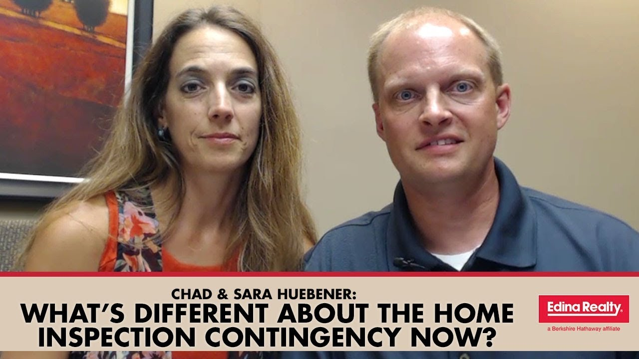 What Changes Have Been Made to the Home Inspection Contingency
