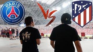 Video PSG vs ATLETICO MADRID LIVE IN SINGAPORE MP3, 3GP, MP4, WEBM, AVI, FLV Agustus 2018