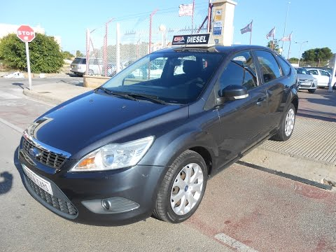 See video Ford FOCUS 1.6 TDCI TREND +