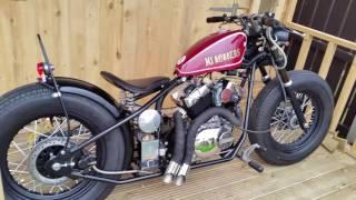 Download Lagu Hardknock kikker 5150 bobber  250cc upgraded by Ni bobbers Mp3