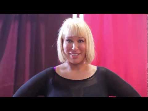 Mellanie Monroe Shouts out The Fantasy Wall - www.TheFantasyWall.com (видео)