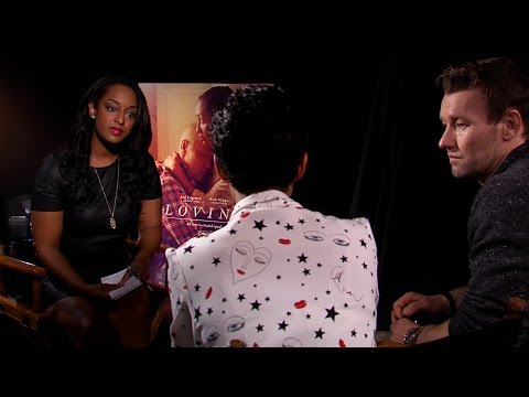 "Interview with Joel Edgerton and Ruth Negga, stars of the film ""Loving"" & Movie Review"