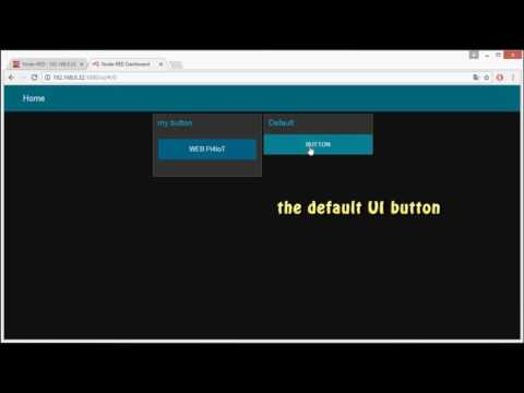 Raspberry Pi With Node-RED Tutorial #7 – HTML & CSS Create Your  Website