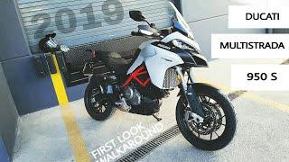 9. First Look 2019 Ducati Multistrada 950 S And Walkaround