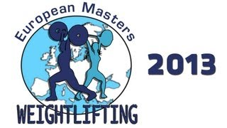 Highlights of this year's European Masters Weightlifting Championship 2013, held in Kusadasi, Turkey, presented by UK master weightlifter and IWF referee, ...