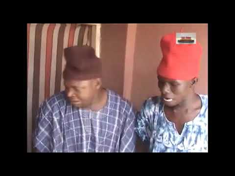 SHAKAKA OLD HAUSA COMEDY MOVIE 1&2