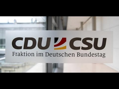 Umfragewerte der Union stürzen vor den Landtagswahlen ...