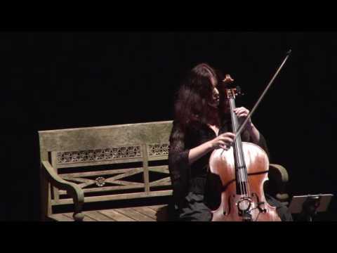 De Meester en Margarita  - Cello Biënnale 2016
