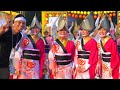 Japan's Biggest Dance Party Awaodori Experience ★ Only In Japan