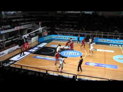 Apollon-Kifisia 73-66 (no10 white, 8pts, 2reb)