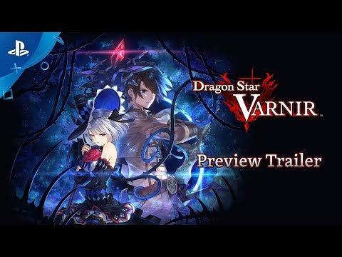 Dragon Star Varnir - Preview Trailer | PS4 - Thời lượng: 31 giây.