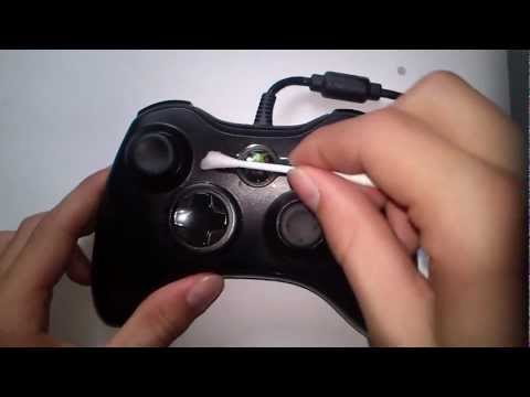 comment nettoyer xbox one