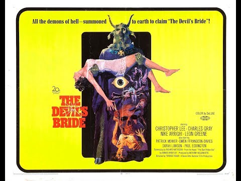 The Devil Rides Out 1968