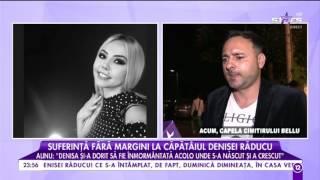 Urmărește LIVE pe AntenaPlay: https://goo.gl/S99Lwz Familia Denisei Răducu a ținut cont de toate dorințele artistei.