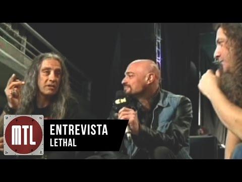 Lethal video Entrevista MTL - Temporada 03 - 2011