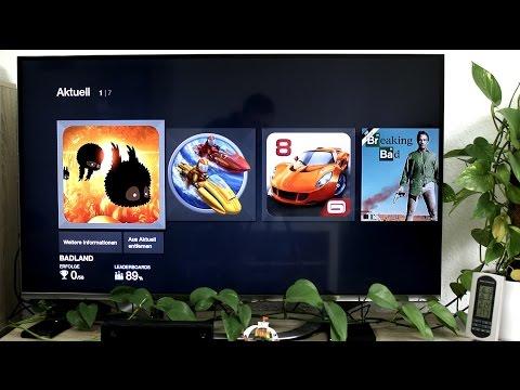 Amazon Fire TV Spiele und Gaming Test (Deutsch)