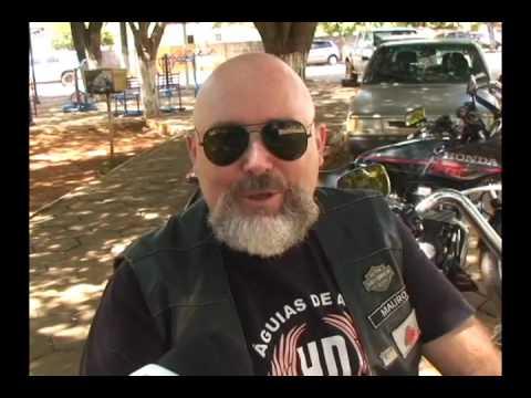 2º Encontro de Motociclismo em Paineiras tem a participação de muitos moto clubes, marca Harley Davi