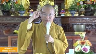 Các nghịch lý của Phật tử tại gia - TT. Thích Nhật Từ - 30-4-2016