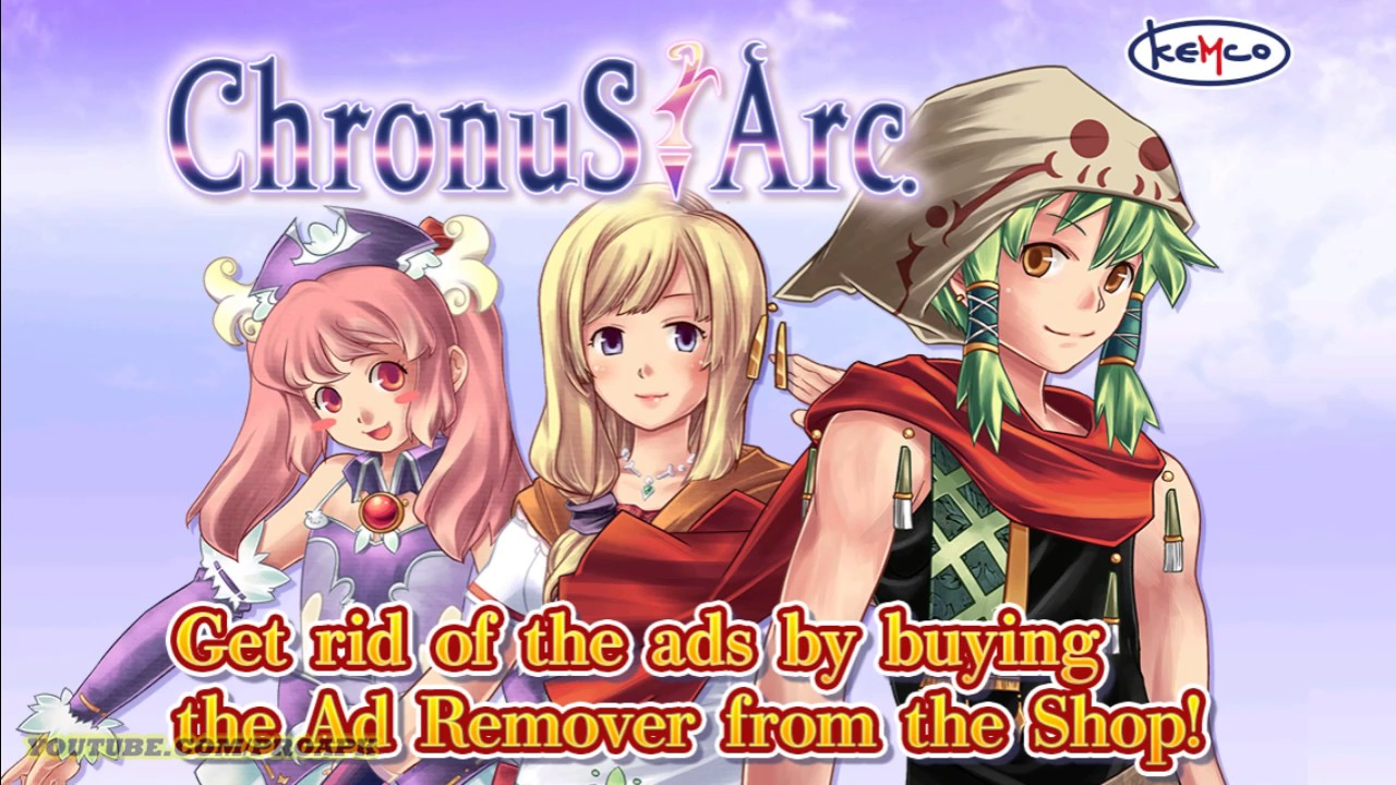 RPG Chronus Arc
