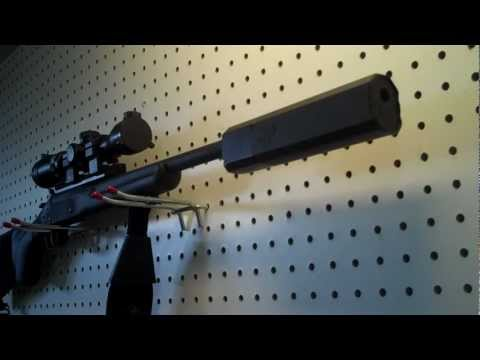 Video review: AAC Handi-Rifle 300 blk out