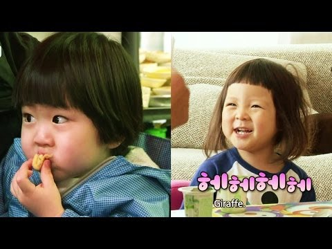 The Return of Superman | 슈퍼맨이 돌아왔다 - Ep.26 (2014.06.01)