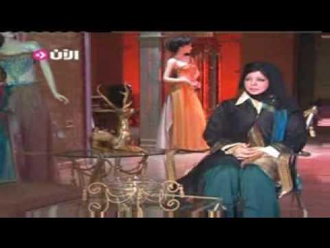لقاء مع زاكي بن عبود مصممة الأزياء السعوديه.flv