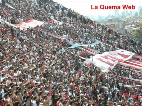 Huracan te amo. ♥ - La Banda de la Quema - Huracán