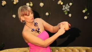 Эротический массаж -  женский