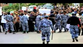 Stop Violence Against Ethiopian In Saudi Arabia Demonstration In Sweden Weyana Embassy