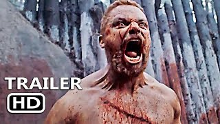2. THE LAST WARRIOR Official Trailer (2018)