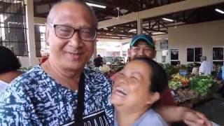 Tilik sedulurku ing Lelydorp, Suriname, wulan februari 2016. Sedulur sing aku wis pitulas taun ora ketemu; saloke sepisan iki lhe ketemu.